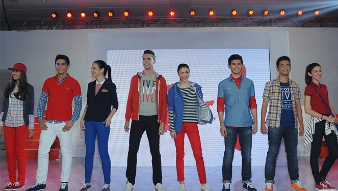 Lacoste Live Launches In Manila