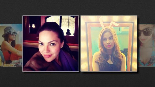 Celebrity Easter Beauties