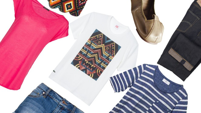 Shopping Guide: Summer Casuals