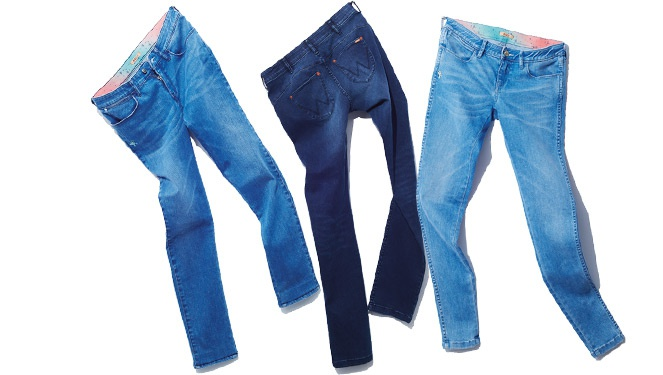 Wrangler's Denim Spa