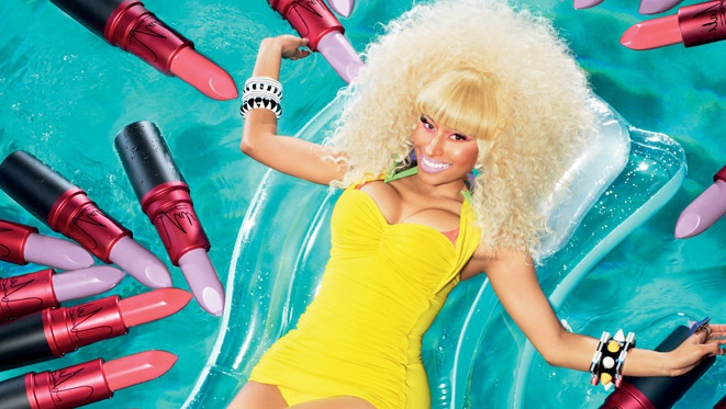 Mac Viva Glam Nicki 2