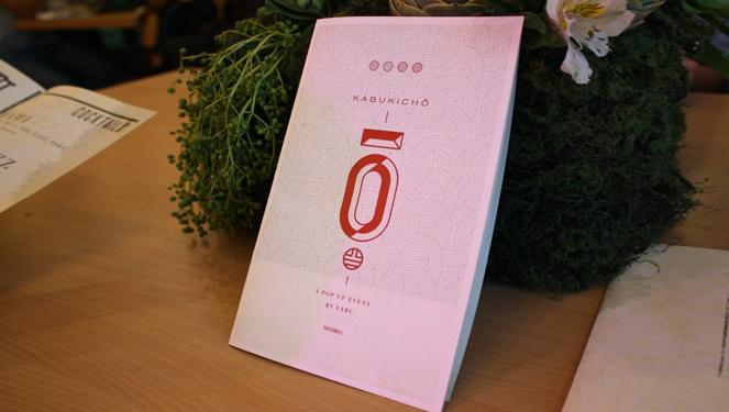 Kabukicho: A Yabu And Manila Pop Up Collaboration