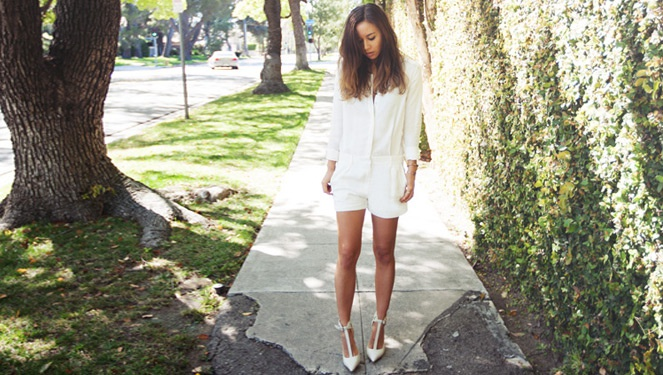 Blogger Look Of The Day: Rumi Neely
