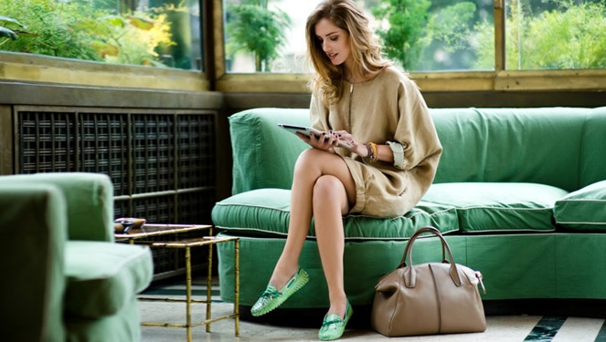 Blogger Look Of The Day: Chiara Ferragni
