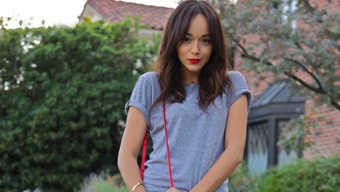 Blogger Look Of The Day: Ashley Madekwe