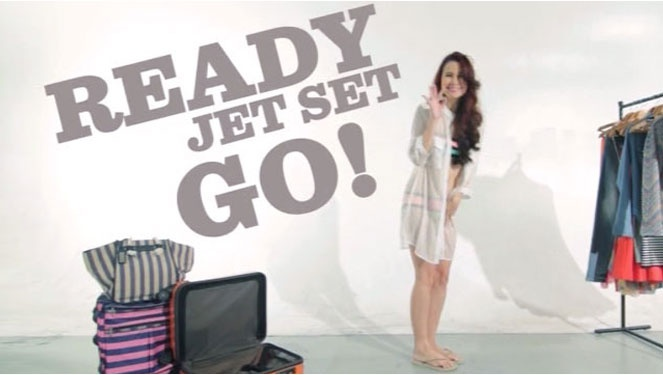 Personal Stylist: Ready, Jet Set, Go!