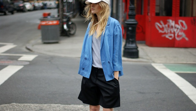 Blogger Look Of The Day: Camille Charriere