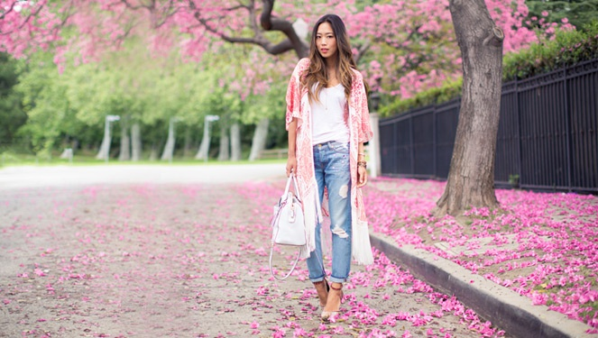 Blogger Look Of The Day: Aimee Song