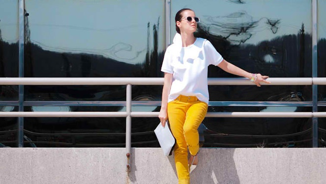 Blogger Look Of The Day: Veronica Popoiacu