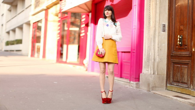 Blogger Look Of The Day: Alix