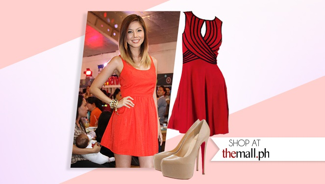 Shop Her Style: Bianca Valerio At Myoh
