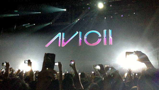 Avicii In Manila