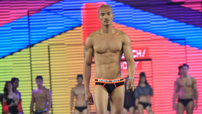 The Bench Body Show For Philippine Fashion Week Holiday 2013
