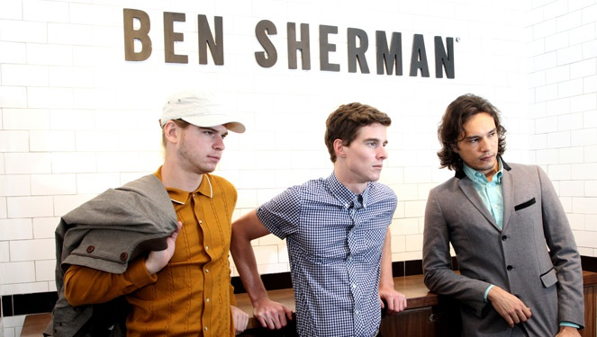 The Opening Of Ben Sherman In Robinsons Magnolia