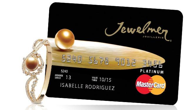 Jewelmer + Pnb Mastercard