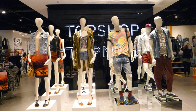 Topshop Opens In Robinsons Magnolia