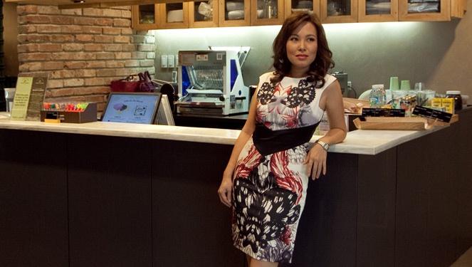 Work Wear Diaries: Andrea Amado