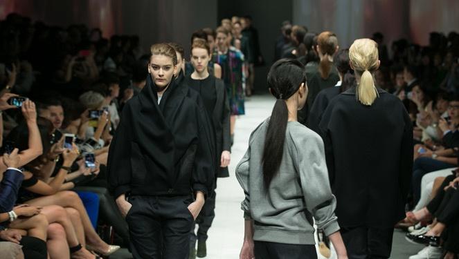 Asia Fashion Exchange: Hussein Chalayan A/w 2013