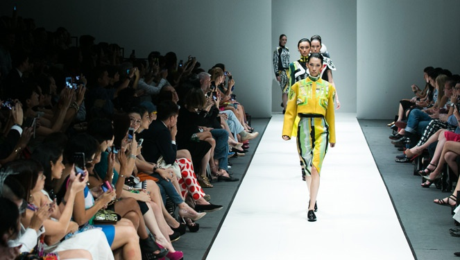 Asia Fashion Exchange: Peter Pilotto A/w 2013