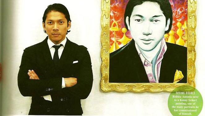 Robbie Antonio's Museum Of Me