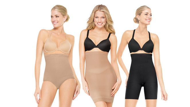 Assests Red Hot Label By Spanx