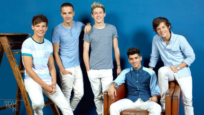 One Direction Loves Penshoppe
