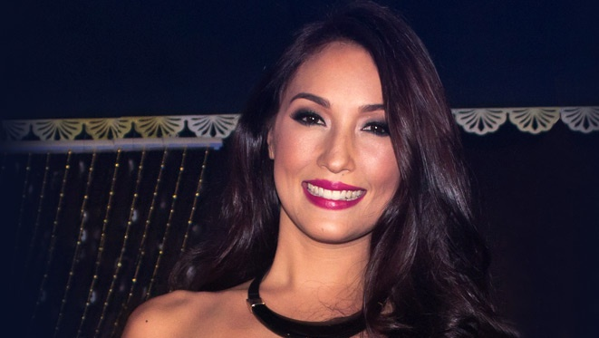 Solenn Heussaff For Collection Cosmetics