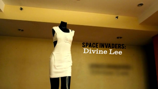 Space Invaders: Divine Lee