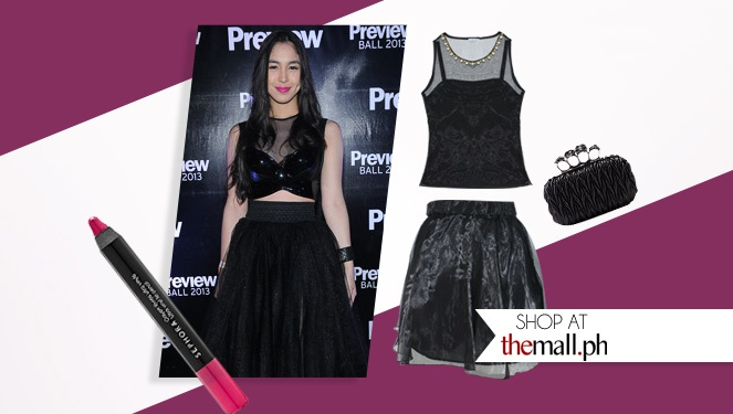 Shop Her Style: Julia Barretto