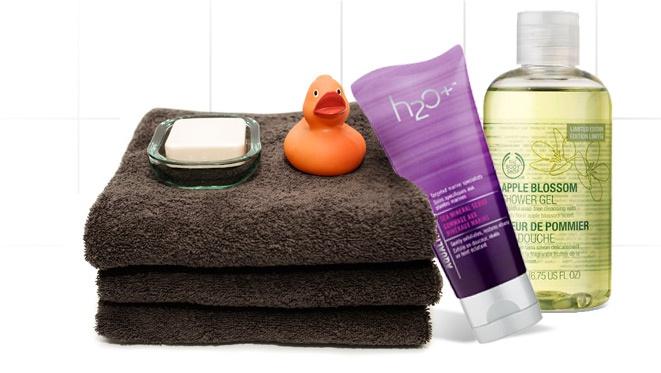 Shower Essentials
