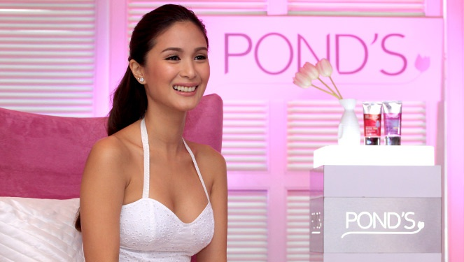 Heart Evangelista For Pond's Bb Cream