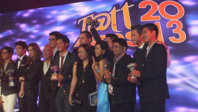 Globe Tatt Awards 2013