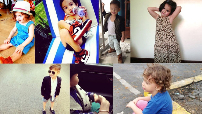 Trendspotting: 17 Fashionable Tots