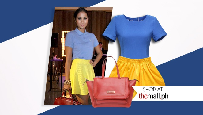 Shop Her Style: Belle Daza At The Bench Event