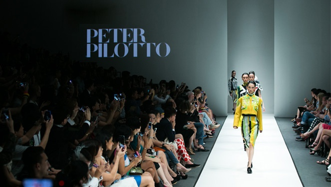 The Print Masters At Peter Pilotto