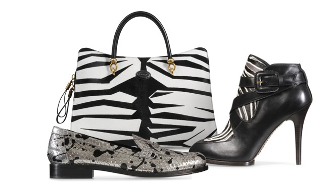 Tod's Fall/winter 2013: Animal Instinct