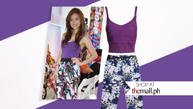 Shop Her Style: Coleen Garcia
