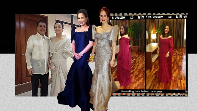 Who Wore The Traditional Terno Best At Sona 2013?