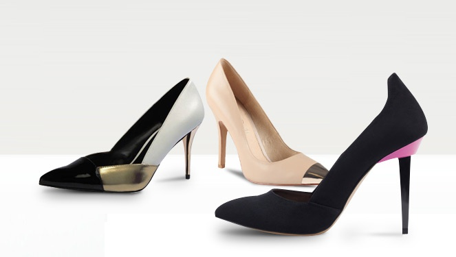 27 Sexy Pointy Pumps