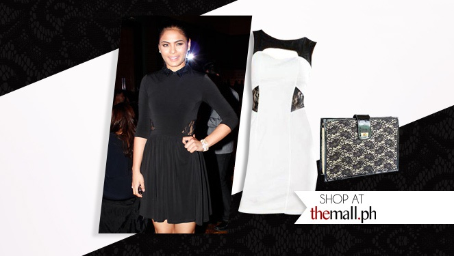 Shop Her Style: Lovi Poe At The Yes! Event