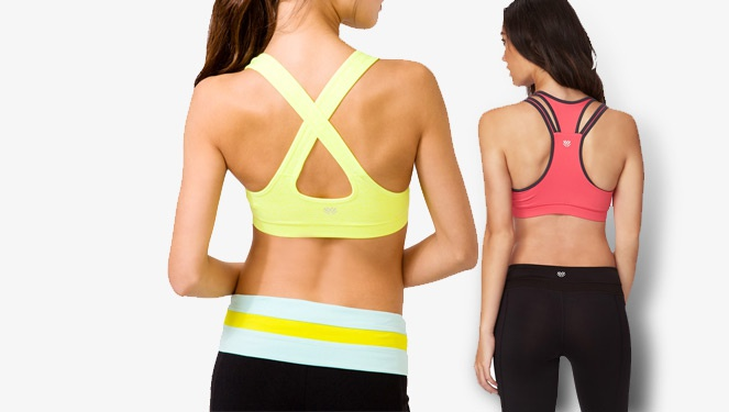 30 Sports Bras We Love