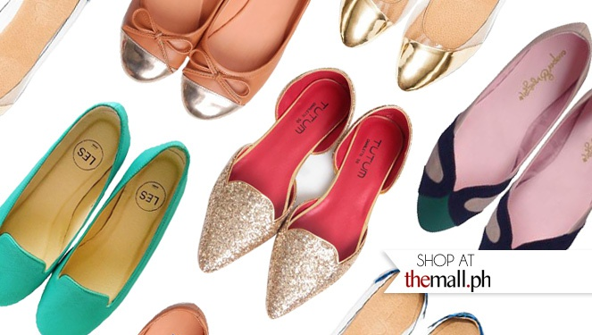 Shopping Guide: Fancy Flats