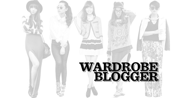Vsa 2013 Nominees: Wardrobe Blogger
