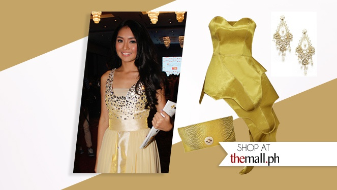 Shop Her Style: Kathryn Bernardo At The Yes! Event