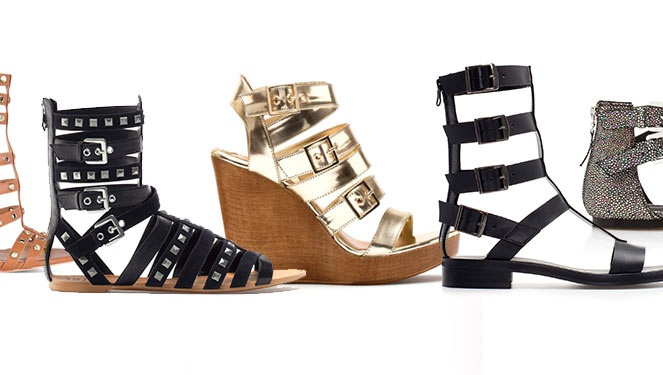 27 Super Chic Gladiator Sandals