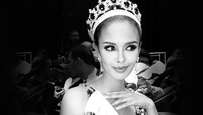 Irresistible Megan Young