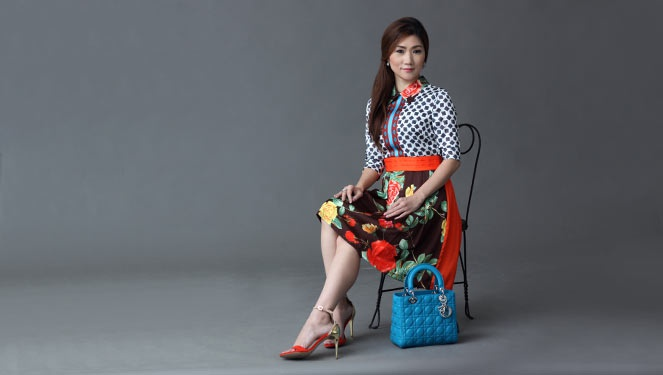 Work Wear Diaries: Nikki Tang