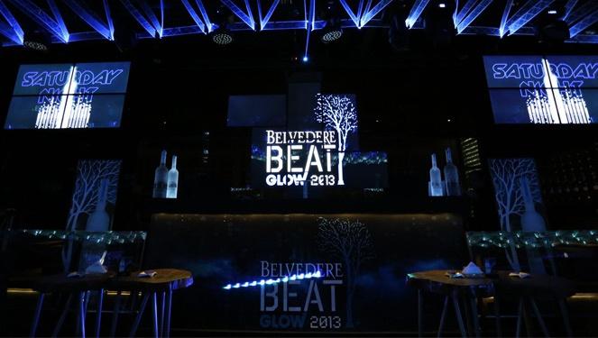 Belvedere Beat: Glow 2013