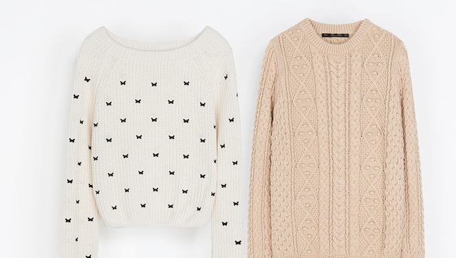 25 Sweaters To Try Now