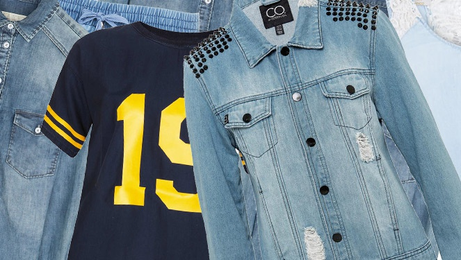 40 Of This Season's Hot Denim